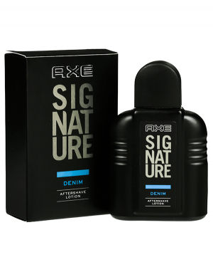 AXE SIGNATURE AFTERSHAVE LOTION