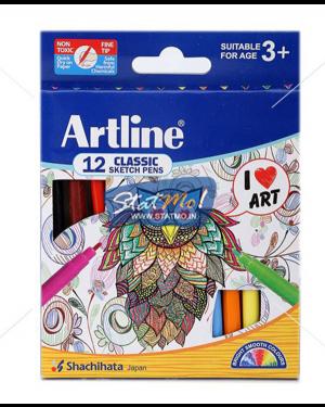 ARTLINE CLASSIC 12SKETCH