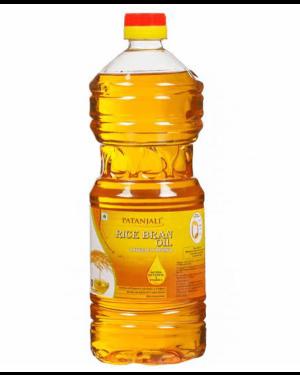 Patanjali Rice Bran Oil
