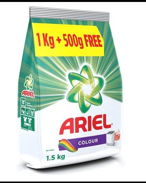 ARIEL 1KG+500GM FREE