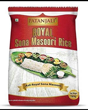 Patanjali Royal Sona Masoori Rice 1 Kg