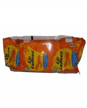 MOTHER DAIRY LIC LOLLEEZ 5/-