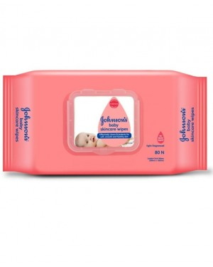 JOHNSON BABY WIPES 80 N
