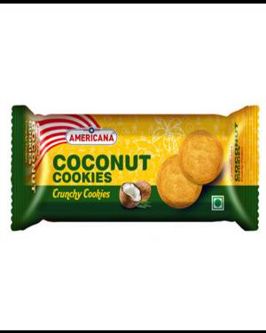 AMERICANA COCONUT COOKIES CRUNCY COOKIES 90 G