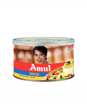 AMUL CHEESE 400G