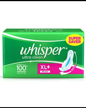 WHISPER ULTRA CLEAN