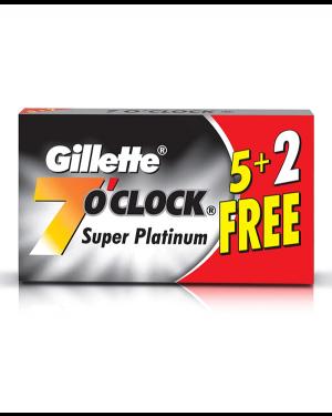 7 O'CLOCK SUPER PLATINUM BLADE 10N