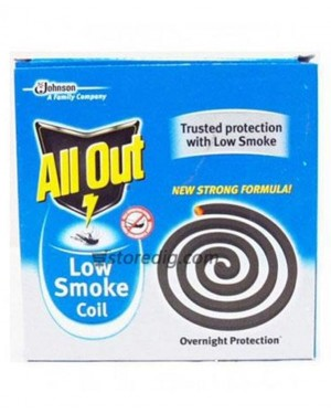 ALL OUT LOW SMOKE