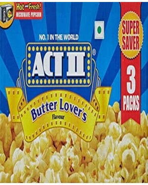 ACT II BUTTER LOVER