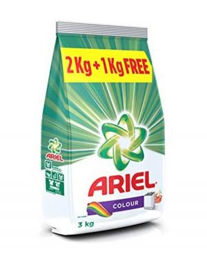 ARIEL COMPLETE 2KG+1KG FREE
