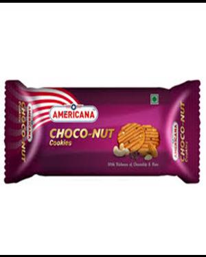 AMERICANA CHOCO NUT 75GM