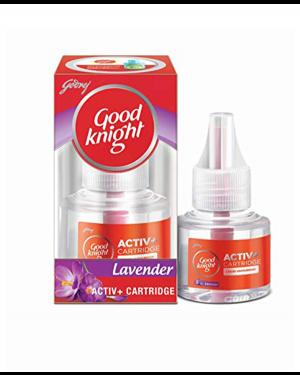 GOOD KNIGHT ACTIV+CARTRIDGE LEVENDER 45 ML