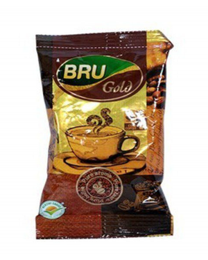 BRU GOLD COFFEE POUCH 50GM