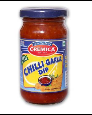 CREMICA CHLLI GARLIC 220GM