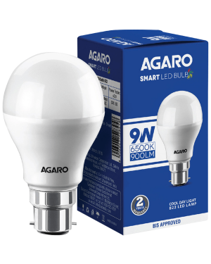 AGARO SMART LED BULB 9WATT