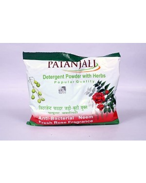 PATANJALI POPULAR DETERGENT POWDER 500 G