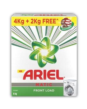 ARIEL MATIC FRONT LOAD 6 KGS