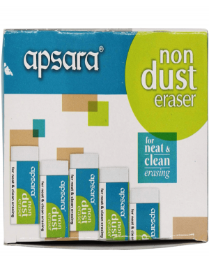 APSARA NON DUST RUBBER