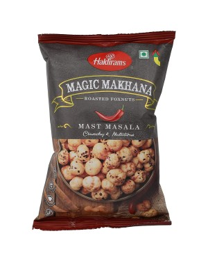 HALDIRAM MAGIC MAKHANA 30G
