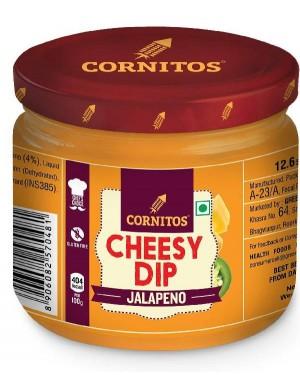 CORNITOS CHEESY DIP JALAPENO 100 G