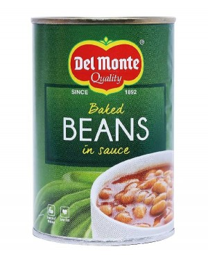 DEL MONTE BAKED BEANS IN SAUCE 450 G