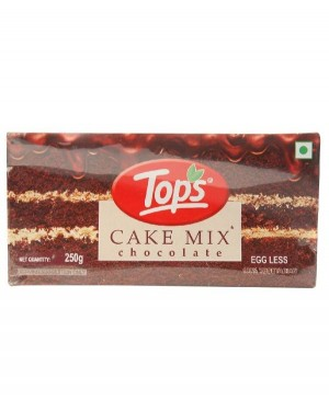 TOPS CAKE MIX CHOCLATE 225 G