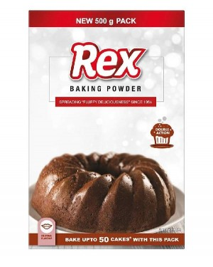 REX BAKING POWDER 100 G