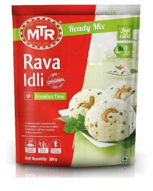 MTR RAVA IDLI 200 G