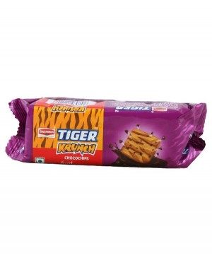 BRITANNIA TIGER KRUNCH CHOCO CHIPS 80 G