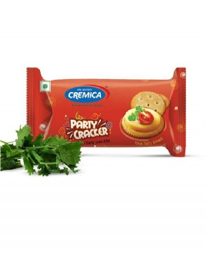 CREMICA PARTY CRACKER PLAIN SALTY 70 G