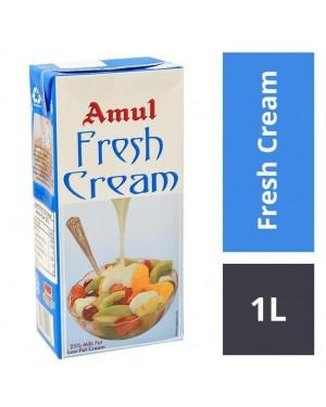 AMUL FRESH CREAM 1LTR