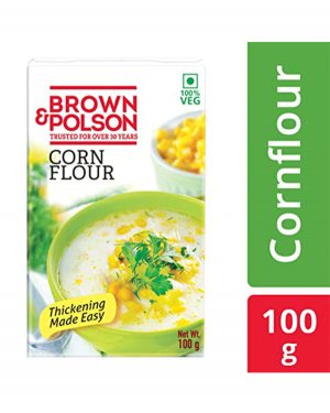 BROWN & POLSON CORN FLOUR 100 G