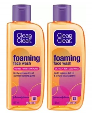 CLEAN & CLEAR FOAMI