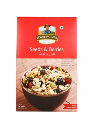 jewel farmer seeds & berries 250gm