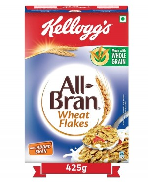 Kellogg's all bran wheat flakes 425gm