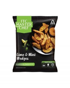 ITC LIME & MINT WEDGES 320GM