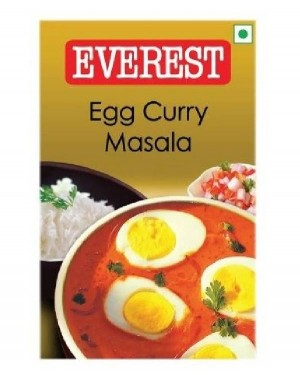EVEREST EGG CURRY MASALA 50 G