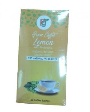 PG GREEN COFFEE LEMON 20N