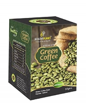 HEALTHY PLANET  GREEN COFFEE 50G