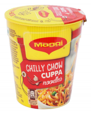 MAGGI CHILLY CHOW CUPPA NOODLES
