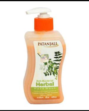 PATANJALI ANTI-BACTERIAL HERBAL HAND WASH