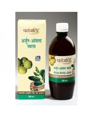 JUICE : ARJUN AMLA JUICE 500ML