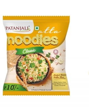Patanjali atta noodles classic 60 gm