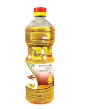 Patanjali ground nut oil 1 ltr.