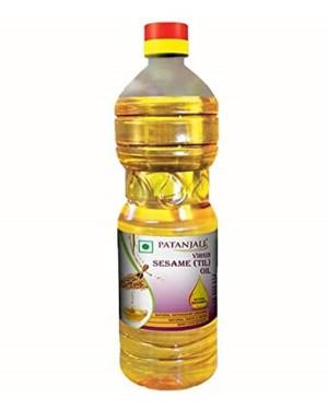 patanjali sesame oil