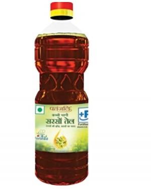 Patanjali mustard oil 1 ltr.