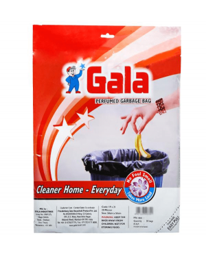 GALA PERFUMED GARBAGE BAG 30PCS