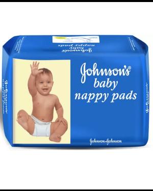 JOHNSON BABY NAPPY PAD