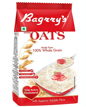 BAGRRY'S WHITEW OATS 500G