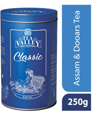 TEA VALLEY CLASSIC BLACK TEA 250GM